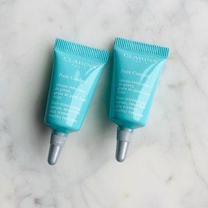 2x Clarins Pore Control Serum